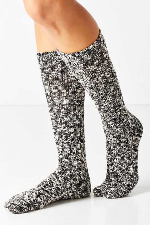 Urban Outfitters Marled Boot Sock