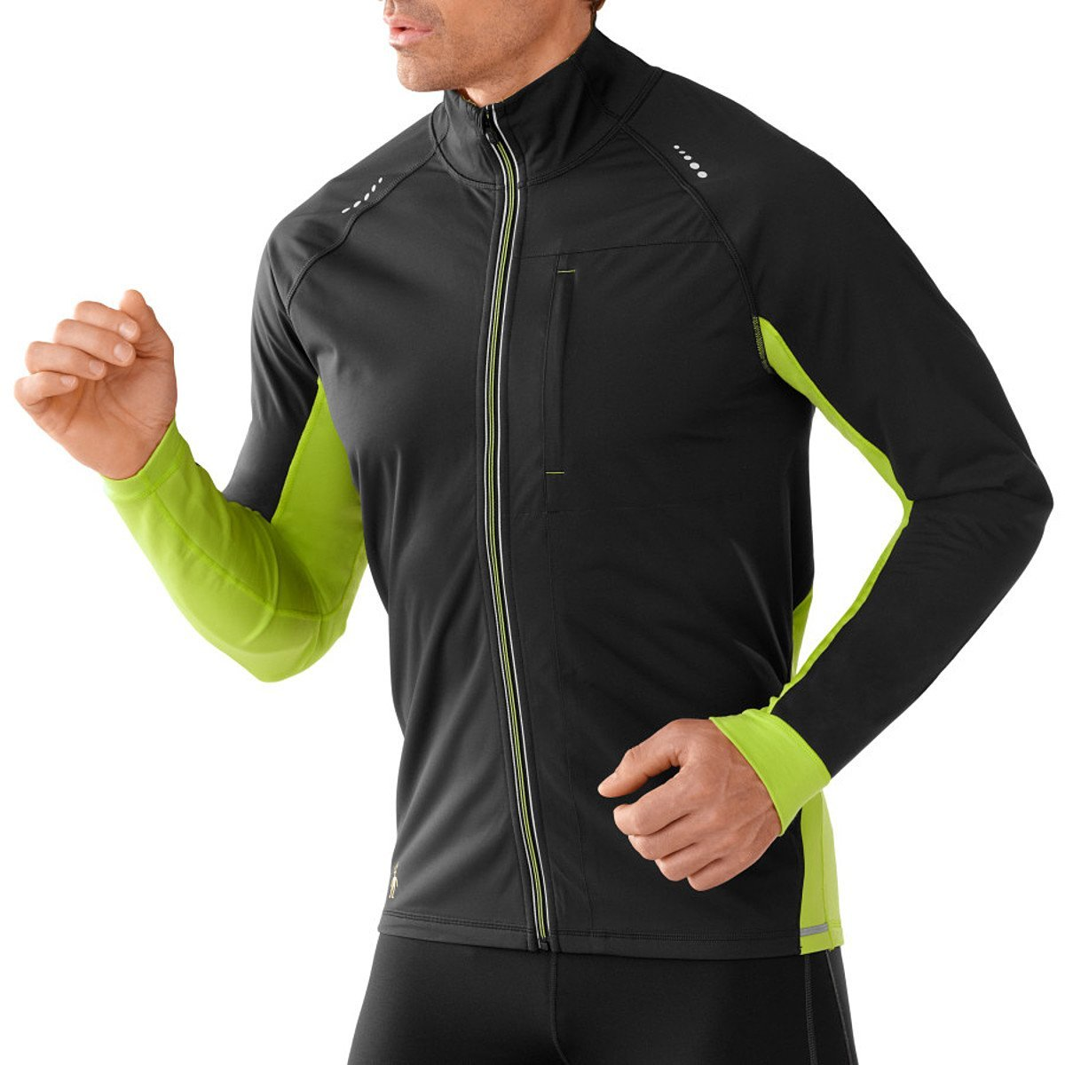 SmartWool PhD Divide Running Jacket