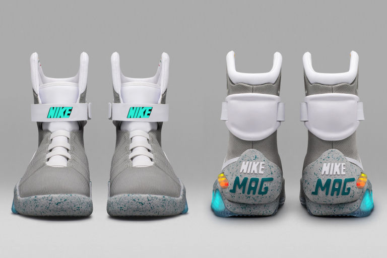 Por Cerdito Explícitamente  Back to the Future' Nike Shoes is worth your purchase in 2017 - Nike Online  Shop