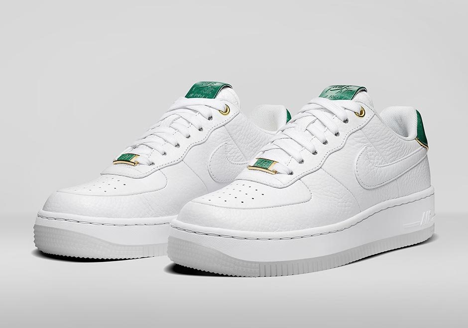 "Nike Celebrates Chinese New Year With Air Force 1 ""Jade"" Collection ... db91589197"