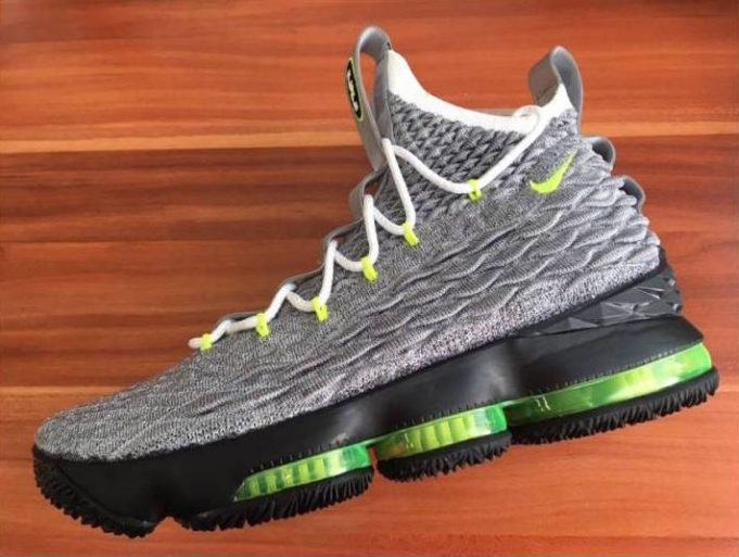 A Look At The Nike LeBron 15 Neon The Following LeBron Watch Release