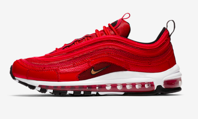 Release Date: Nike Air Max 97 CR7 Portugal Patchwork Nike